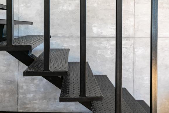 Pose escalier intérieur